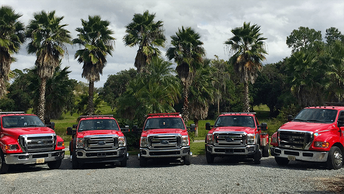 Lake County, Florida  Towing Services